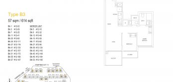 treasure-at-tampines-B3-floor-plan-singapore