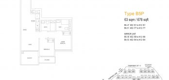 treasure-at-tampines-B5P-floor-plan-singapore