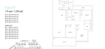 treasure-at-tampines-D1-floor-plan-singapore