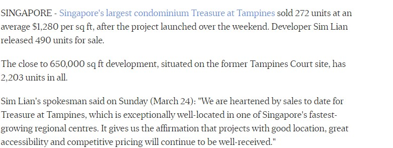 treasure-at-tampines-sold-272-units-part1-singapore
